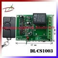 Tiny size 12V/24VDC 2272 decode RF contoller