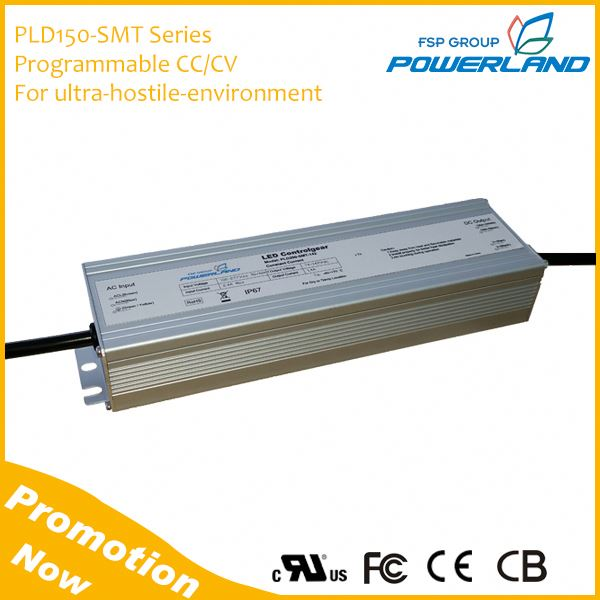 ODM Design waterproof ip68 10w 20w 30w 40w 45w 60w 80w 100w 120w 150w 200w led driver constant current power supply with UL cUL
