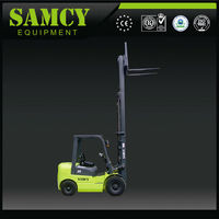 high quality cheap sale wholesale used 3t diesel forklift