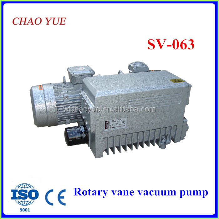 SV063 rotary vane vacuum pump for vacuum hand pump