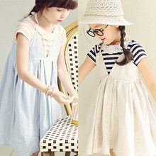Pattern Free Tutu Fashion Cotton Dresses For Girls Of 10 Years Old