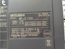 FOR for Mitsubishi Servo MR-J3-100A Used Drive 60 days warranty