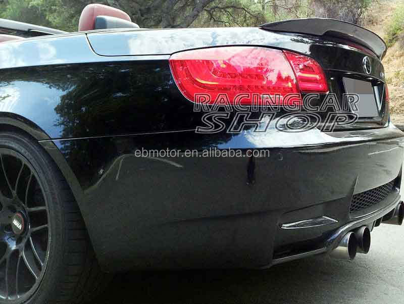 P STYLE Carbon Fiber Trunk Spoiler FOR BMW E93 3-SERIES Convertible 318i 320i 325i 330i 335is 320d 330dxDrive 07-13 B086