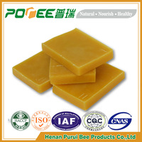 Beekeeping material raw material bee wax/beeswax for honey comb foundation