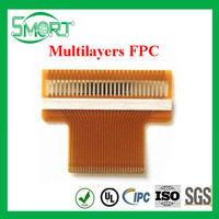 Smart bes Multi-layer Flexible Circuit Board/FPC Fabricator/FPC, OEM Services are Provided, China,HOT sale~!!