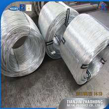 higher strength galvanized iron wire not soft wire