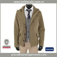 2013 spring new stand-up collar Men 's jacket Casual jackets Winter jacket