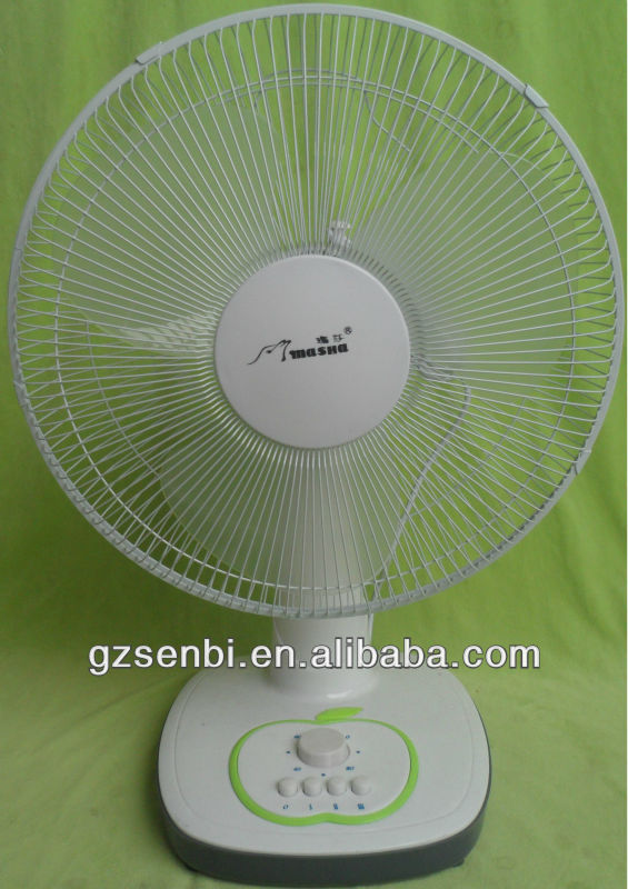 16 inch hot sale home appliances table fan electric