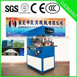 Price HF Welder Machine for Canvas Tents/Hot Air Welding Machine PVC Swimming Pool