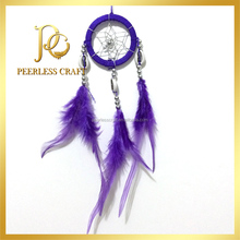 Feather Dream Catcher. Indian Dream Catcher