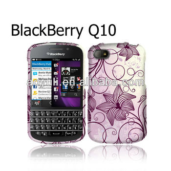 for Blackberry Q10 case, phone case for blackberry Q10, mobile phone case