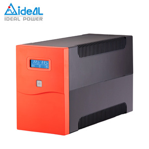 Reliable 24VDC Offline UPS / Backup System 1500VA for Home Appliance