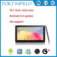 5point Capacitive Touch Screen 10.1 inch tablet pc with android 4.4
