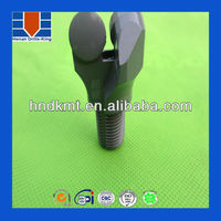 Drillsking BRAND,factory!two wings whole piece pdc drill bit cutter for road construction,ISO 1400