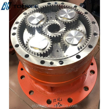 DH225-7 new swing gearbox S225 factory genuine rotation gearbox DX225 high quality swing reduction gearbox