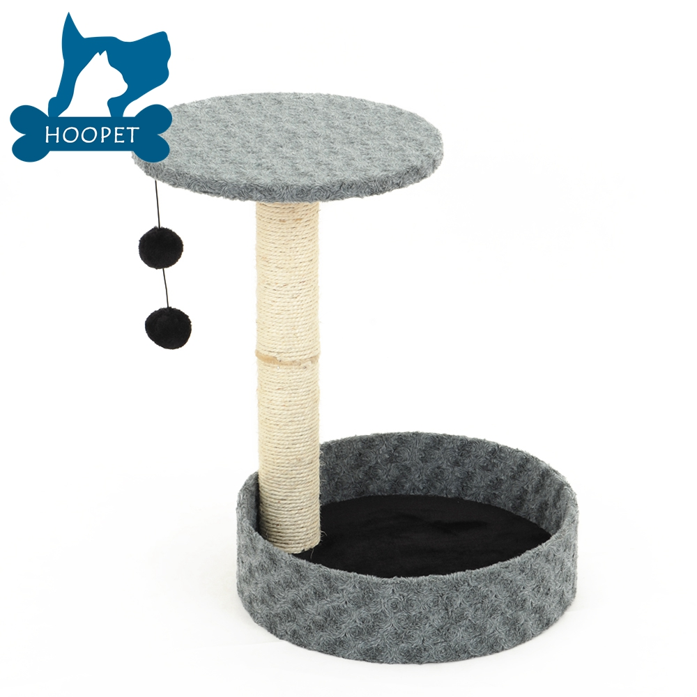 Hot Sale China NIce Cat Tree Wood Manufacture