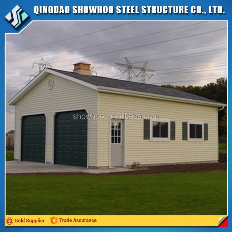 Prefab Steel Building Cheap China Prefabricated Metal Storage Sheds