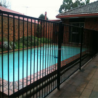 pool cover used steel pool fence for sale