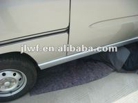 Eco absorbent covers for car painting