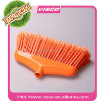 plastic floor push brooms ,head broom,B002