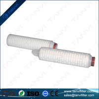 Wholesale 0.65 micron pore size promo price PES percolator cartridge