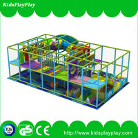 CE GS plastic new children indoor playground big toys play house