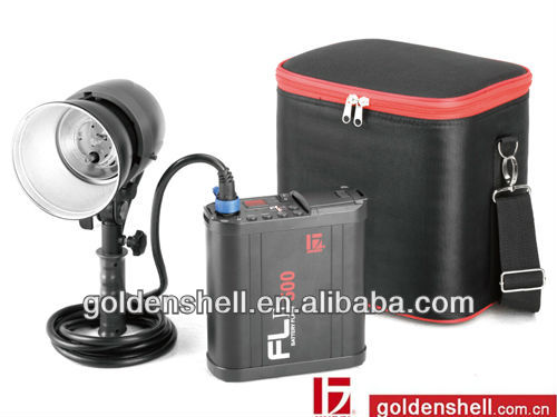 JINBEI FLII-500 Battery Photo Flash, Out Door Photo Flash, Strobe, Photographic Equipment