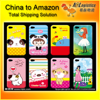 amazon mobil phone case shipping from China
