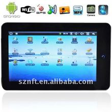 "7""Tablet PC VIA8650 Chipset Android 2.2/Camera/ USB 3G"