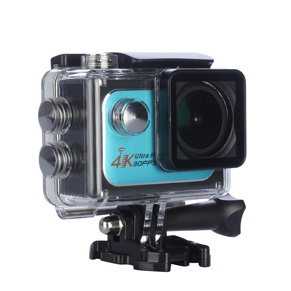 Ultra HD 1080P XDV 4K Sport camera 30fps 170D WiFi Helmet go Waterproof Pro diving sport cam H9 / H9r Action Camera