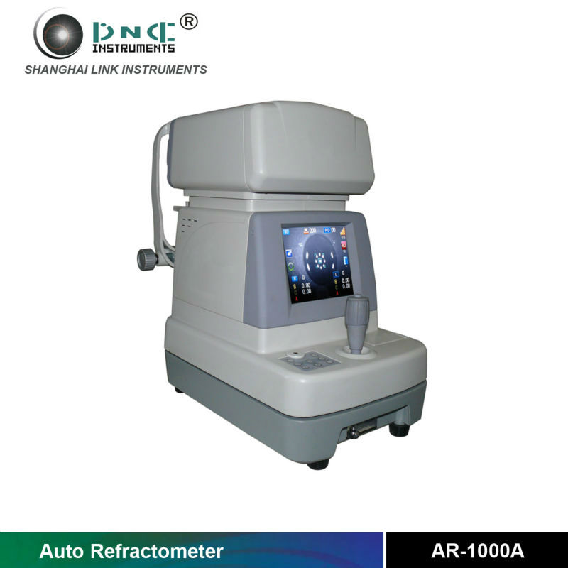 China cost-effective AR-1000A/AR-2000 auto refractometer & keratometer ophthalmic equipment