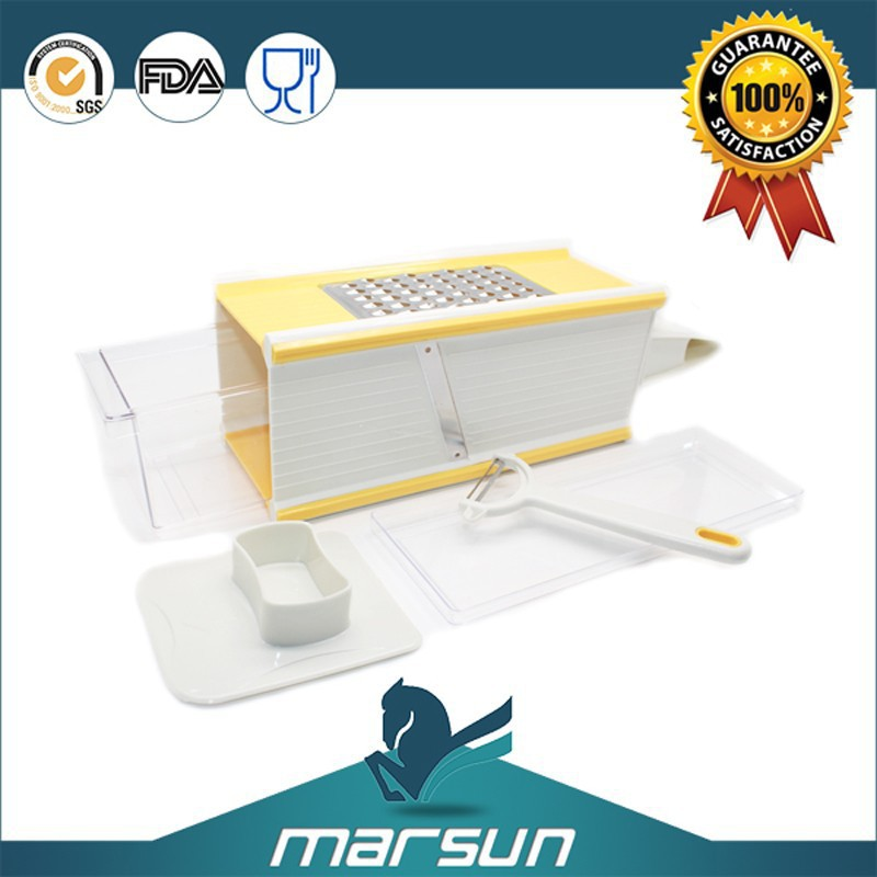 Household Kitchen Wholesale 5 in 1 Multi Grater