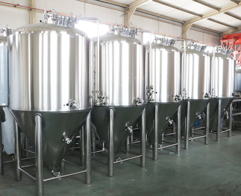 500L mini brewery beer making machine for hotel pub bar