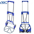 Two wheels aluminum folding hand trolley/hand truck /garden trolley,wholesale high quality hand truck