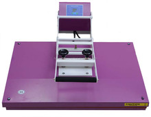 QX-AA3-B automatic heat press machine hot stamping machine printing t-shirt machine