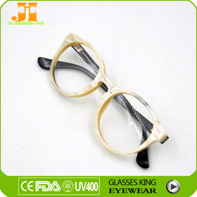 buffalo horn eyeglasses china wholesale optical eyeglasses frame best quality eye glasses frames