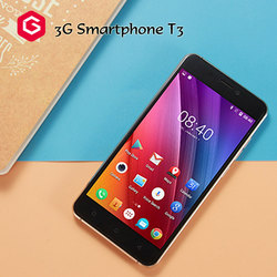 "Competitive Rugged SmartPhone T3 5.0"" 2/16GB 2+8MP Water Dust Shock Proof 4G Smart Phone"
