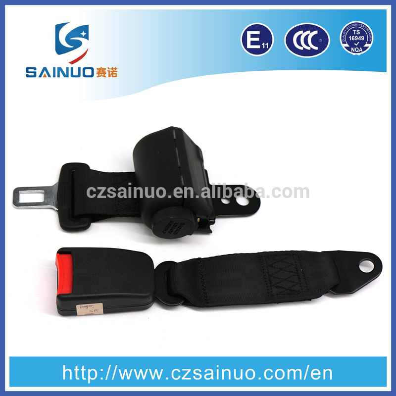 Super quality retractable SNZSA01 polyester auto friend safety belt