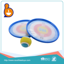 wholesale 9.1 inches kids outdoor toys new style sticky ball toy for children