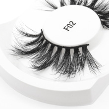 2019 Newest design private label 3d 5d cruelty free vegan false mink eye lashes 4d mink eyelashes