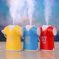 New design ultrasonic air humidifier T-shirt humdifier