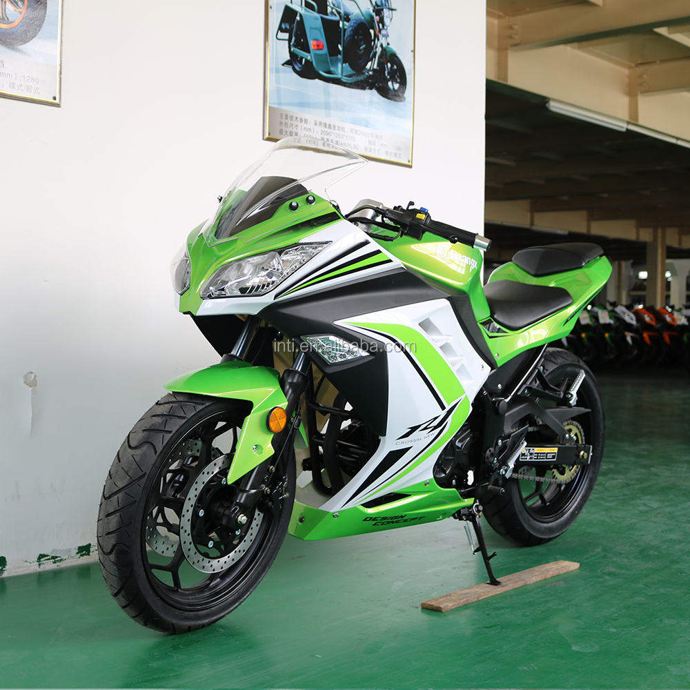 hot sale new design cheap 150cc 250cc 350cc gas super sport racing automatic chopper street sport motorcycle