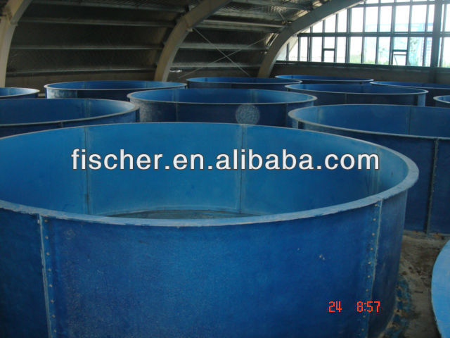 Fibregalss fish tank, big FRP fish tank for fish farm,Manufactural,Hot selling