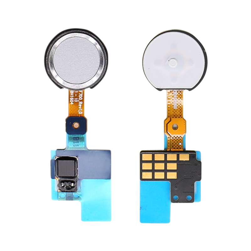 Grey Silver Home Flex for LG G5 Home Button Flex Cable
