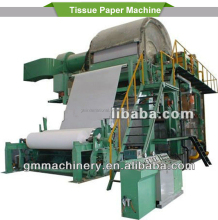 Double Layers Napkin/Sanitary Toilet/tissue used paper manufacturing machine equipment factory price
