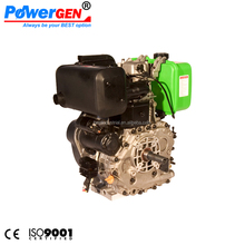 Top Seller!!! POWER-GEN Kama 188F Air Cooled Single Cylinder Diesel Engine 12 HP
