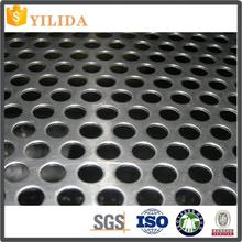 china supply galvanized perforated metal sheet for filter