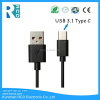 Mobile Phone Data Cable Super Speed USB 2.0 Micro USB to Type C USB 3.1 charging data cable