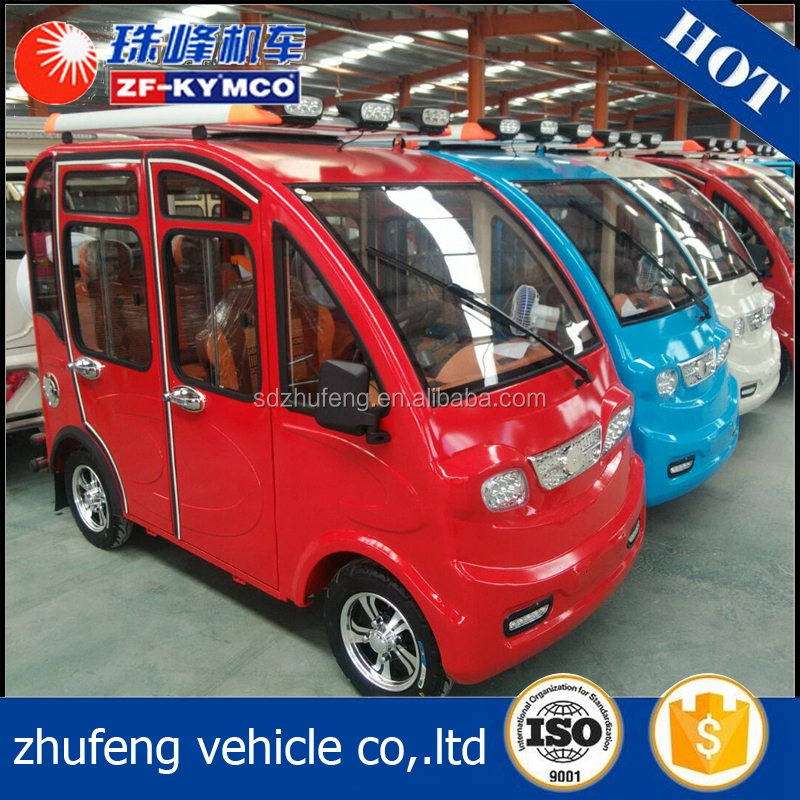 Advanced!!! eec used chinese certification electric cars