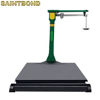 weighing price with Dial Platform Beam Scales Mechanical bench Scale